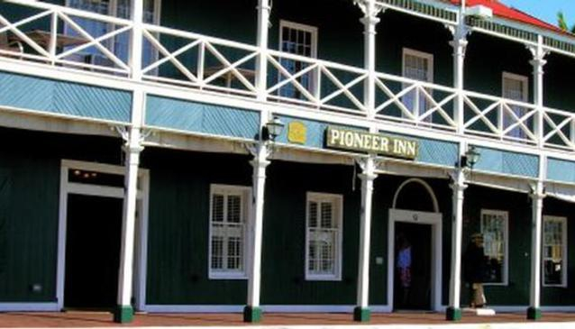 Best Western Pioneer Inn Hotel
