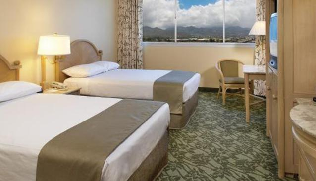 Best Western The Plaza Hotel Honolulu