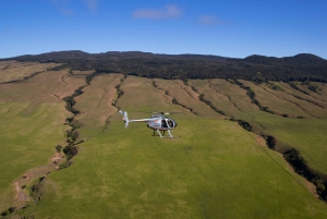 Big Island: Kohala Waterfalls Doors-Off Helicopter Tour