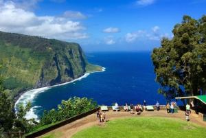 Big Island: Small Group Waipio Valley and Waterfall Tours