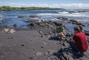 Big Island: Volcanoes, Waterfalls, & Coffee Farm Day-Trip
