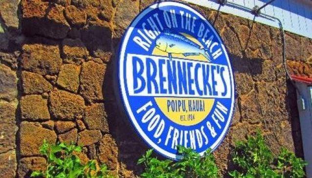 Brennecke's Beach Broiler