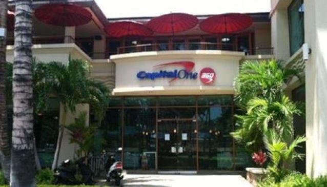 Capital One 360 Cafe - Honolulu
