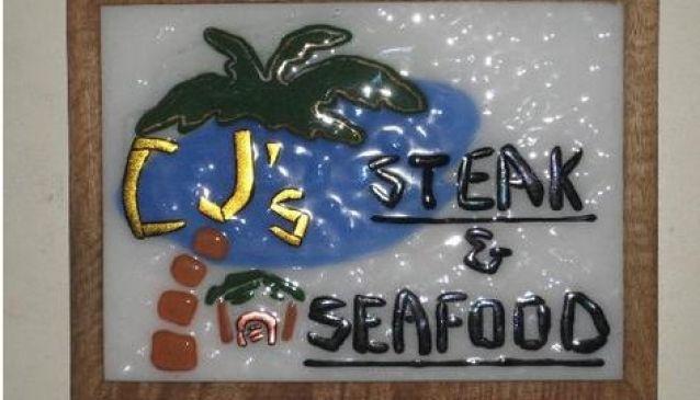 CJ's Steak & Seafood