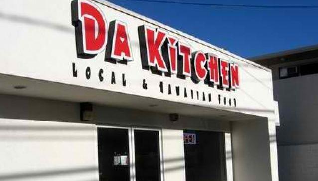 Da Kitchen Cafe, Oahu