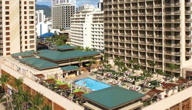 Embassy Suites at Waikiki Beach Walk