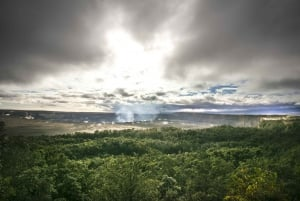 From Hilo: Kilauea Lava Flow Tour with Lunch