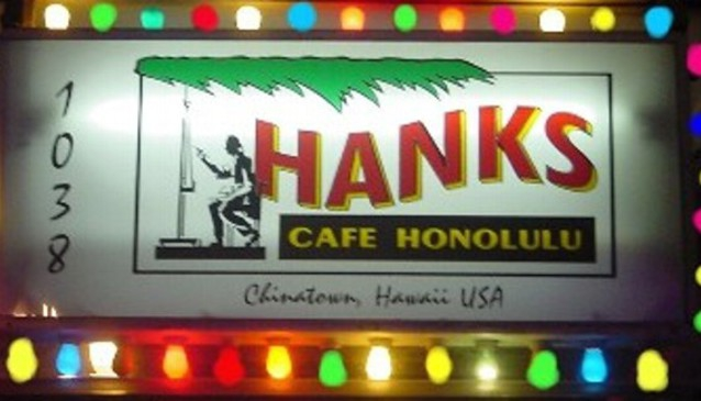 Hanks Cafe Honolulu