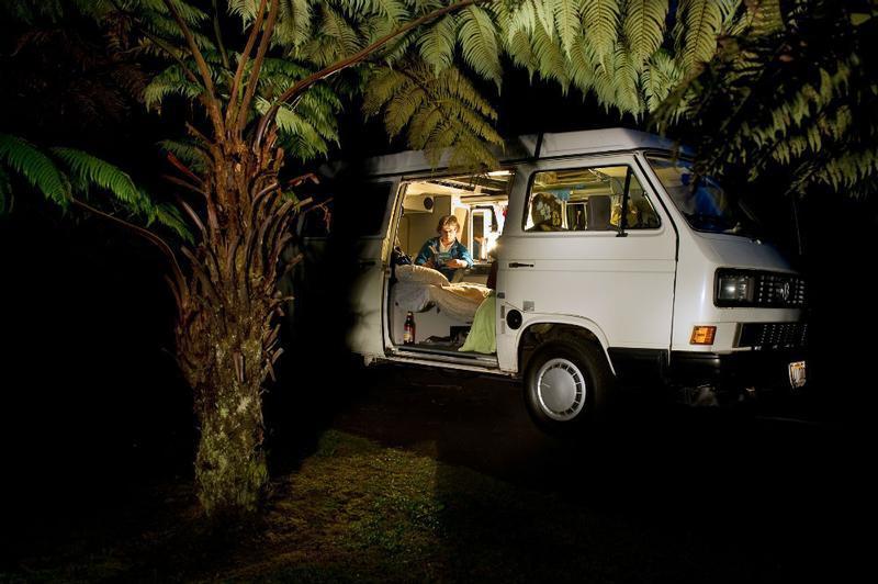 97e2f7a59e ... Camper Van Under the Stars ...