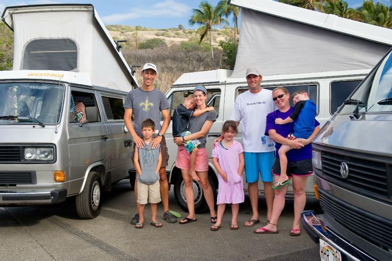 eb633cb77c Happy Campers Hawaii in Hawaii