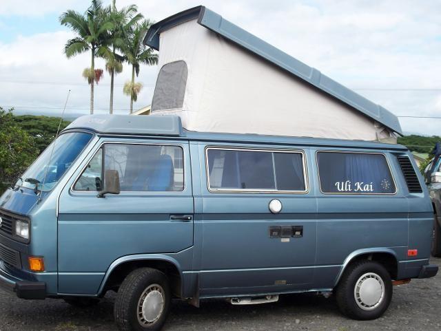 bb239f857f ... Camper Van  Inside of VW  Happy Campers Hawaii