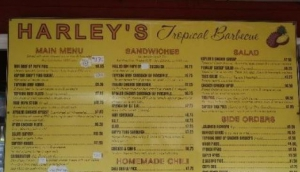 Harley's Tropical Barbeque