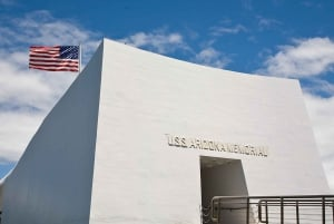Honolulu: Pearl Habor Tour with Arizona Memorial