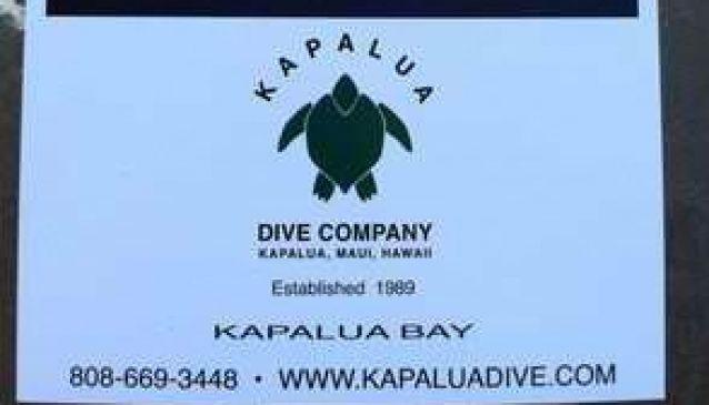 Kapalua Dive
