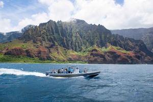 Kauai: Napali Snorkel Adventure from Hanalei Bay