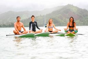 Kauai: Personalized Standup Paddle and Yoga Session