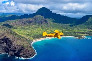 Kauai: Private Sightseeing Biplane Adventure