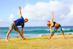Kauai: Private Yoga Session with Certified Instructor