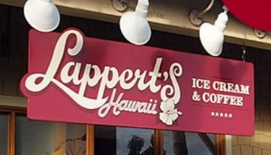 Lappert's Hawaii