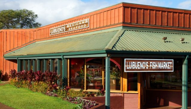 Luibueno's Mexican Seafood & Fish Market