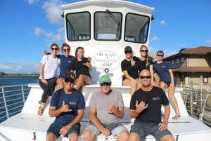 Maui: 5-Hour Snorkel with optional SNUBA in Molokini Crater