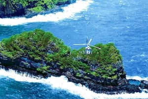 Maui: 75-Minute Hana Rainforest Helicopter Tour with Landing