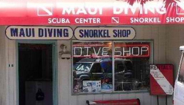 Maui Diving Scuba Center