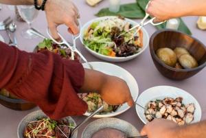 Maui: Feast at Mokapu Farm-to-Table Luau in Wailea