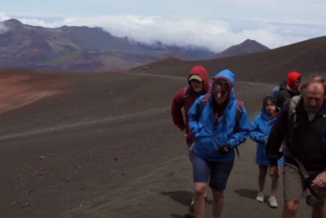 Maui: Guided Hike of Haleakala Crater with Lunch