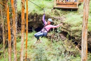Maui: Haleakala 5-Line Zipline Adventure