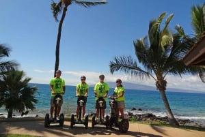 Maui: Kaanapali Shore Sunset Segway Tour