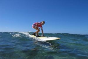 Maui: Kalama Beach Park Surf Lessons