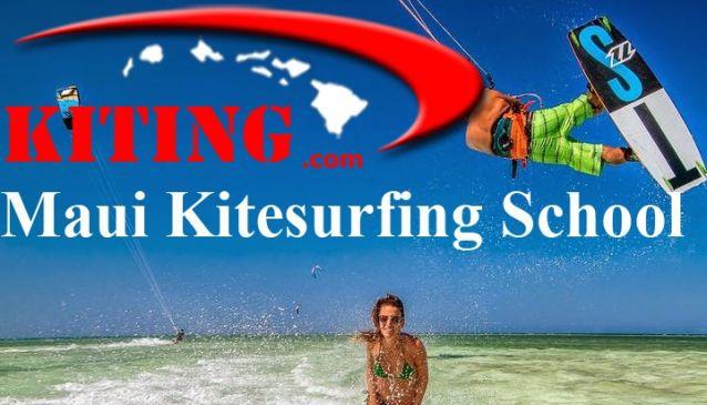 Maui Kitesurfing School