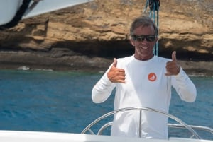Maui: Molokini Snorkel & Performance Sail with Lunch