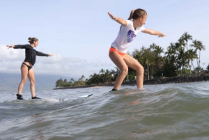 Maui: Small Group Surf Lesson in Kihei - South Maui