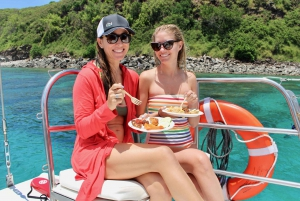 Maui: Snorkeling and Sailing Adventure with Buffet Lunch