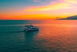 Maui: Sunset Dinner Cruise from Ma'alaea Harbor