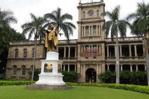 Oahu: 2-Hour Historic Downtown Honolulu Scavenger Hunt