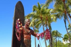 Oahu: 2-Hour Waikiki Scavenger Hunt