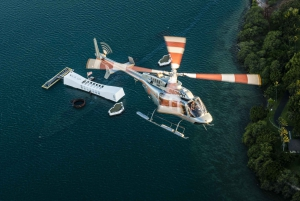 Oahu: Doors-Off Sunset Helicopters Experiences from Kapolei