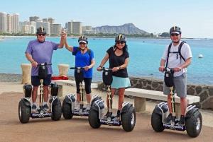 Oahu: Hoverboard Tour of West Waikiki & Ala Moana