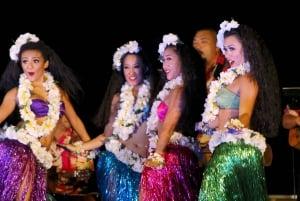 Oahu: Ka Moana Luau at Sea Life Park with Dinner & Show