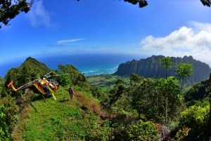 Oahu: Magnum P.I. Helicopter Experience from Turtle Bay