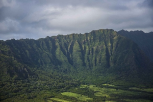 Oahu: North Shore & Sacred Falls Waterfall Helicopter Tour