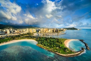 Oahu: Path to Pali 30-Minute Doors On or Off Helicopter Tour