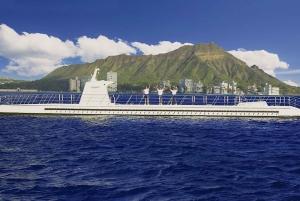 Oahu: Premium Waikiki 64-passenger Submarine Tour