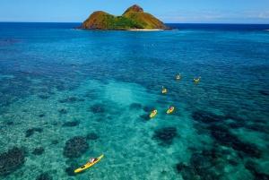 Oahu: Twin Islands Guided Kailua Kayak Tour