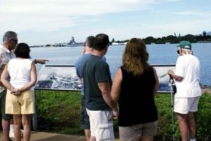 Oahu: USS Arizona Memorial Deluxe Tour