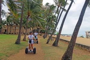 Oahu: Waikiki and Diamond Head Guided Hoverboard Tour