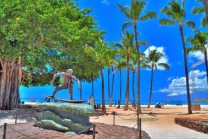Oahu: Waikiki Beach Hoverboard Tour